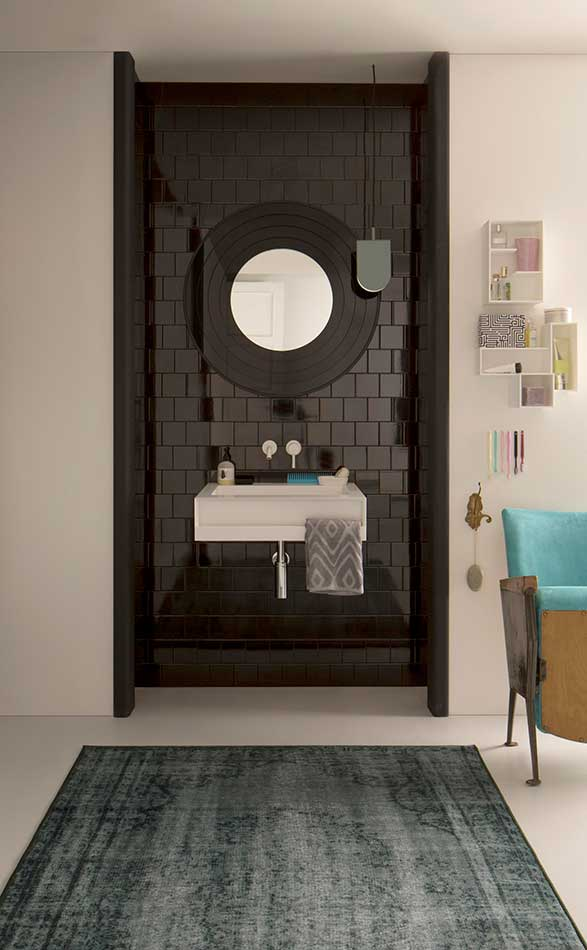 Diseño baños Pamplona