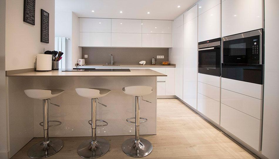 Reformas de cocinas y muebles de cocina Pamplona - Navarra | El ...