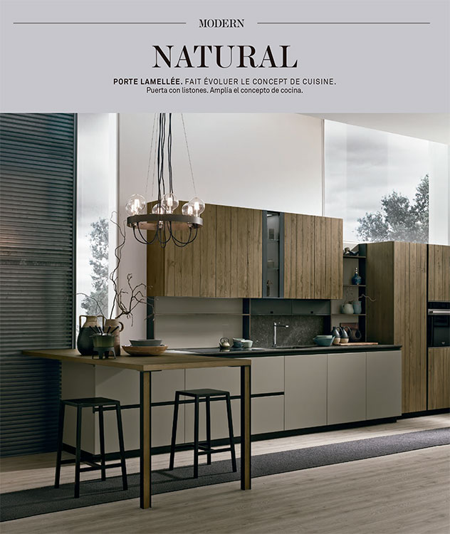 Stosa Cucine Natural