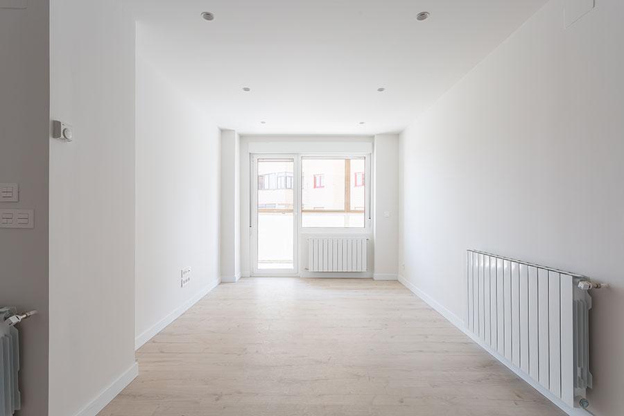 Reforma vivienda para alquiler